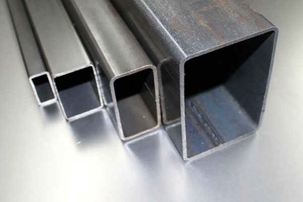 HSS Steel Rectangular tubes
